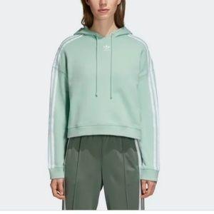 Adidas Crop Sweatshirt NWOT